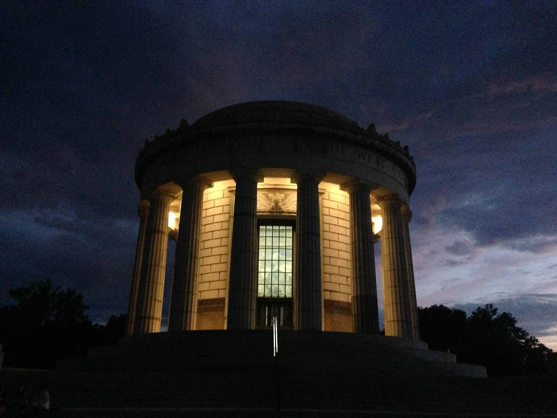 National Park Service George Rogers Clark Memorial 360