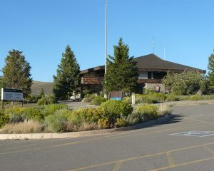 NPS Curecanti Elk Creek Visitor Center